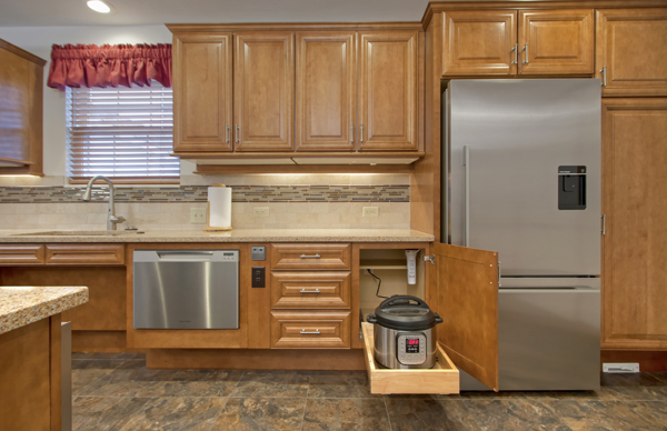 The Facts on Kitchen Cabinets for WheelchairStandard vs