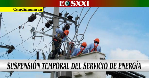 Trabajos de mantenimiento por parte de Enel en marzo 2