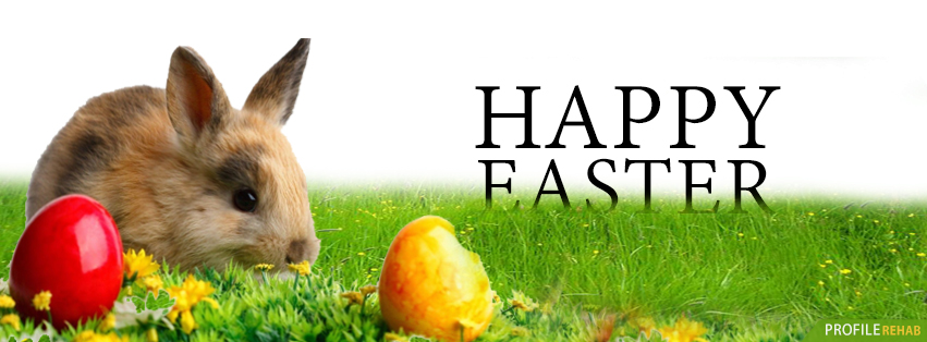 happy easter facebook covers 2017