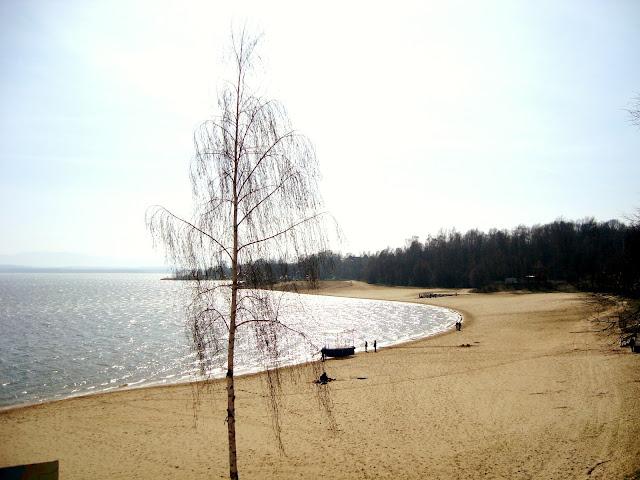 Jak spędzić weekend wiosną. Mój slow life. Jezioro Nyskie.