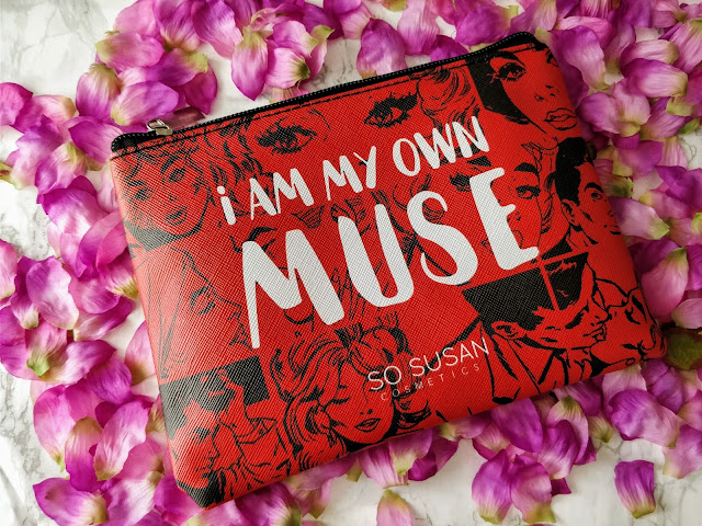 So Susan Lip Love Bag 2017 I Am My Own Muse