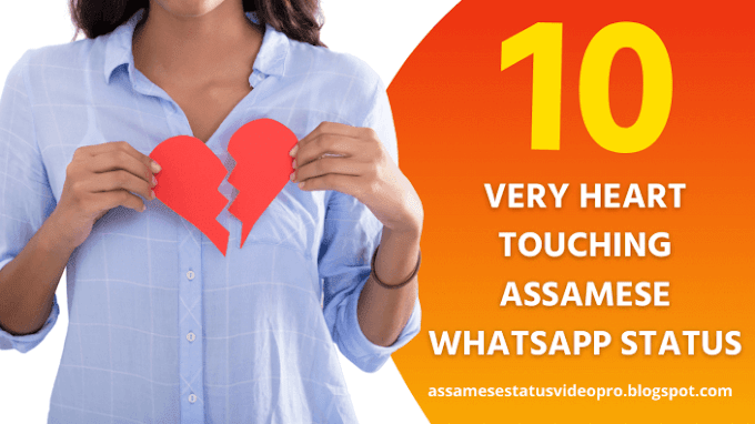 10 Very Heart Touching Assamese Whatsapp Status Video Download