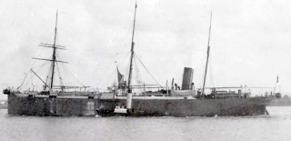 Kapal Pemasangan Kabel CS Hooper