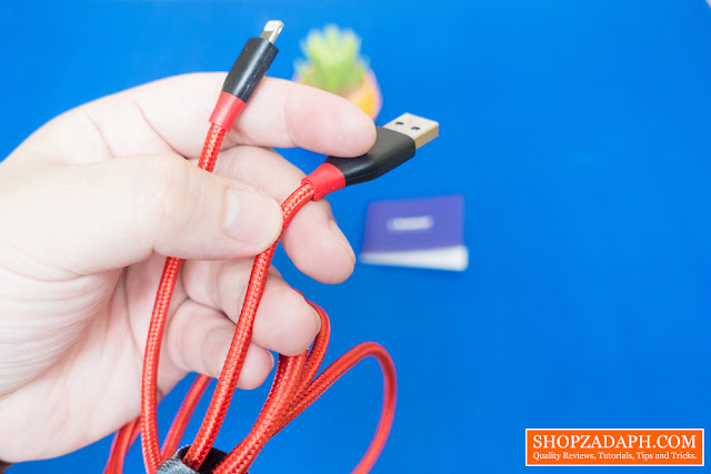 tronsmart lta lightning cable