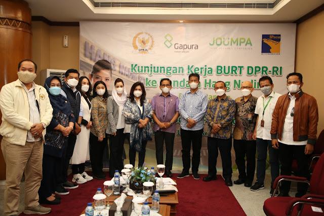 Kunker ke BP Batam, BURT DPR RI Janji Dukung Program Pembangunan BP Batam