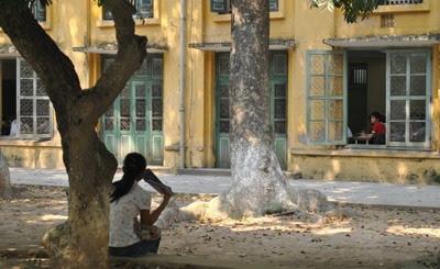 Ngày khai trường năm cũ- Lê Thanh Hùng
