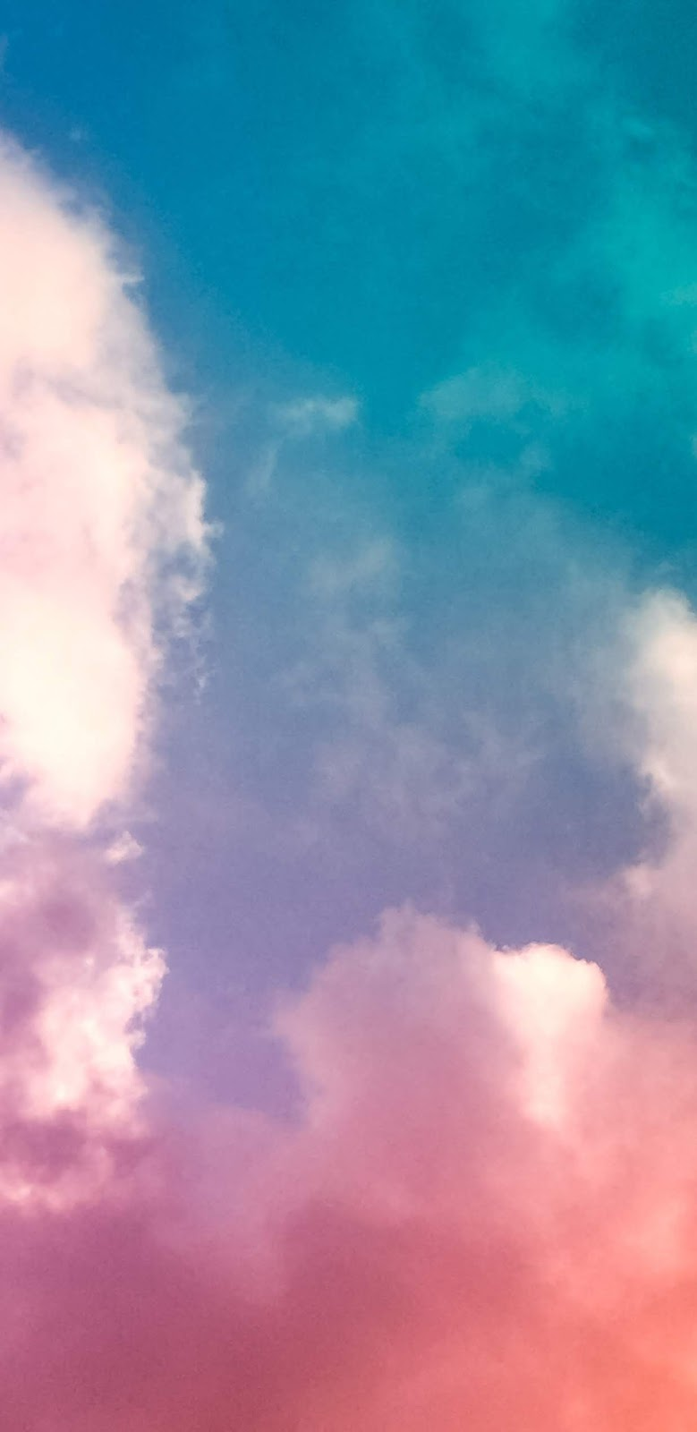 Colorful sky wallpaper