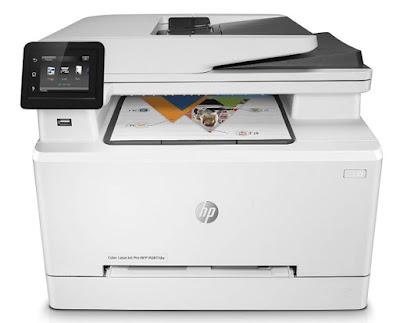HP Color LaserJet Pro M281fdw Treiber