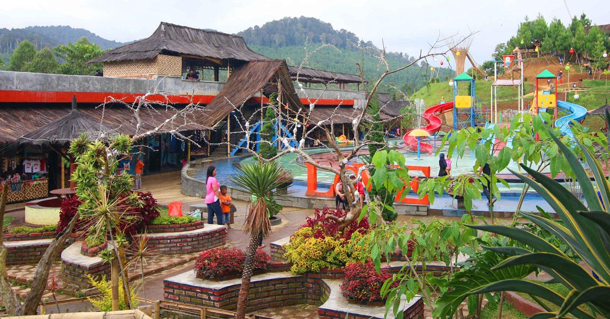 Tempat Wisata Di Bandung Terbaru Yang Kekinian Dan Hits