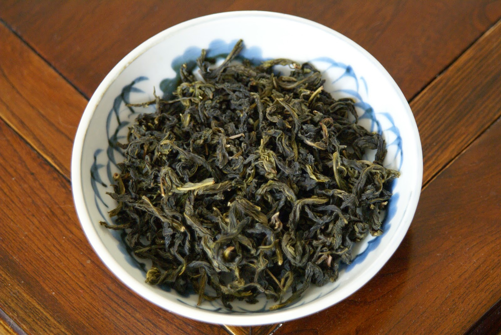 Oolong Terre de Chine wulong