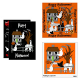 Alpacas Halloween Home Decor and Clothing Products