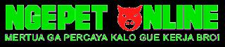 Contoh Logo Ngepet Online