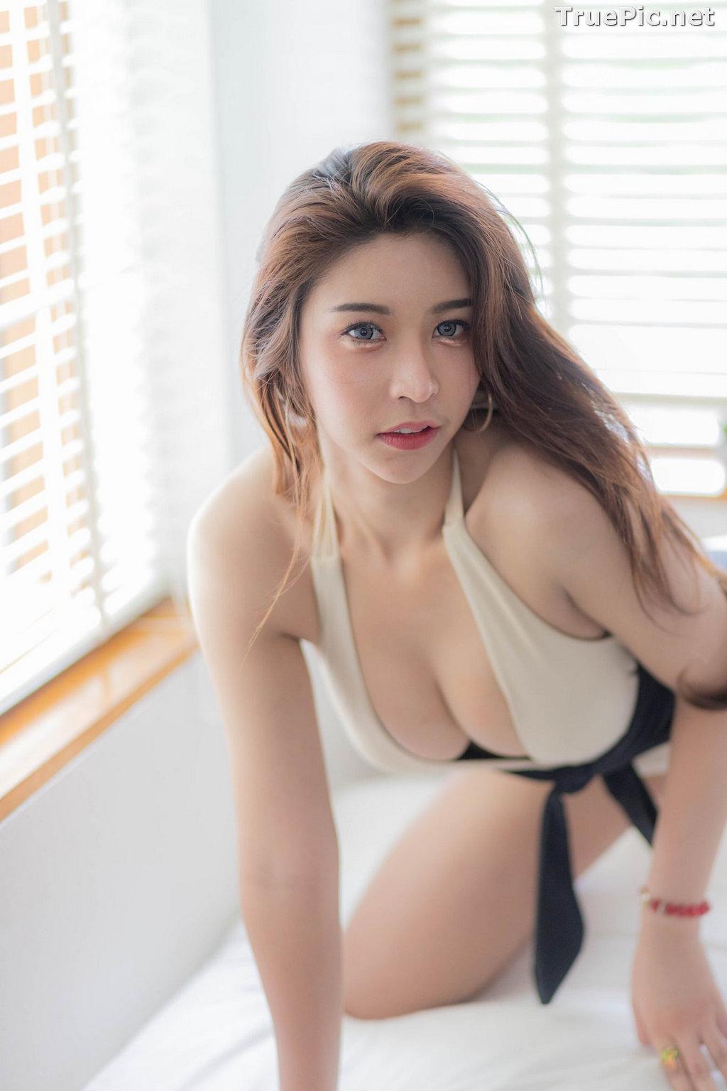 Image Thailand Model - Palm Palmvilai Raksapon - Let's Swimming With Me - TruePic.net - Picture-6