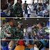 TNI AL, Puspenerbal Kembali Gelar Vaksinasi Untuk Masyarakat Maritim di Terminal 2 Bandara Juanda