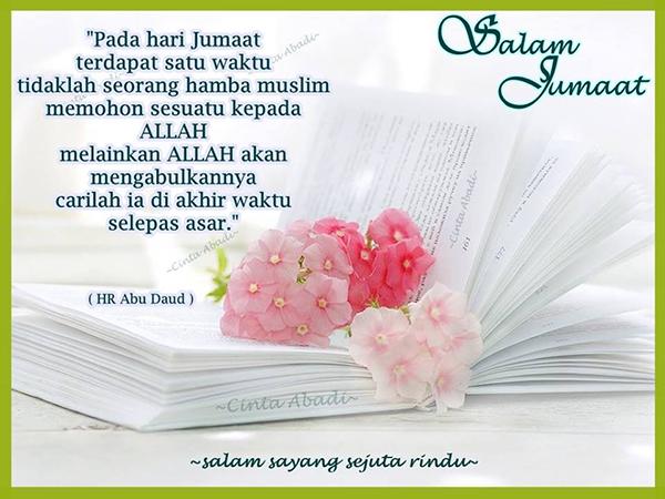 Waktu Mustajab Doa di Hari Jumat