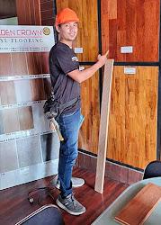 penjual lantai kayu