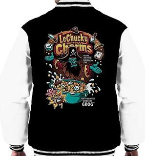 Cazadora Monkey Island - LeChucky Charms