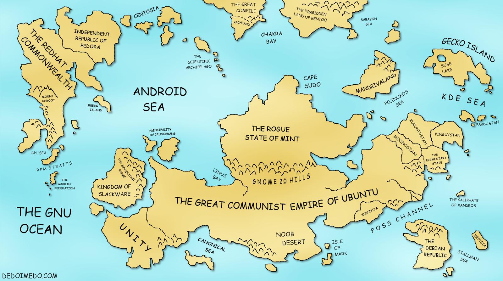 Random World Map.Random The Great Linux World Map And Reactive Manifesto Adventure