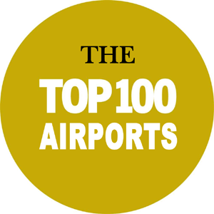 Top 100 Auropean Airports