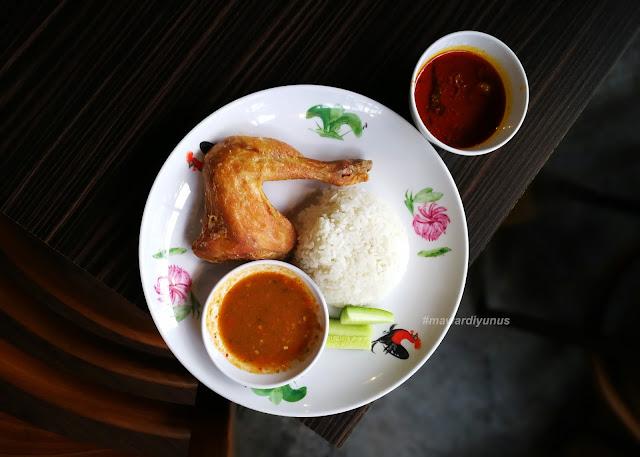 Set Ayam Kampung Goreng