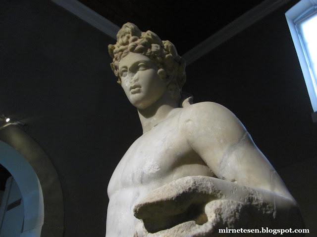 Археологический музей Кипра - Аполлон