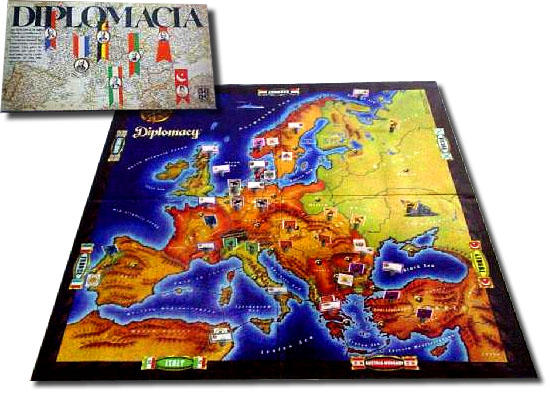 11 Jogos tabuleiro - Diplomacia