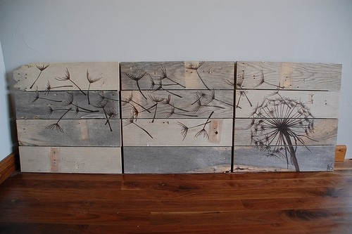 dishfunctional designs home decor art made from old salvaged reclaimed wood. Black Bedroom Furniture Sets. Home Design Ideas