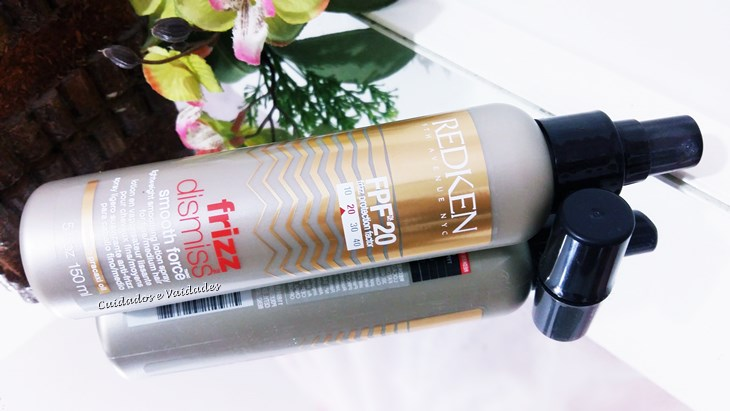 Redken Smooth Force Frizz Dismiss