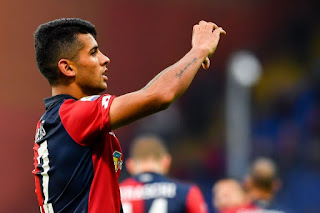 Inter Milan pulled out in race for Cristian Romero
