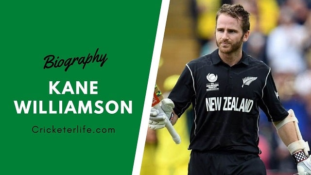 Kane Williamson biography, age, stats, Records, wife, family, etc.
