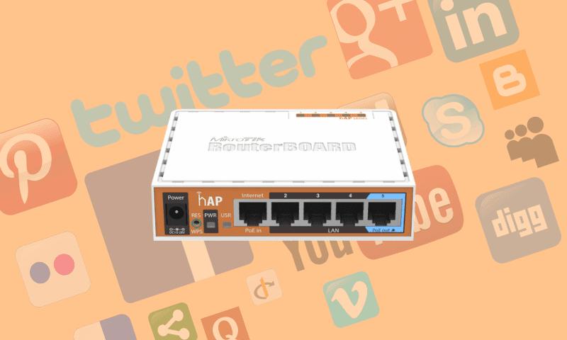 5 Cara Blokir Situs di MikroTik dengan Firewall, Web Proxy, Layer7