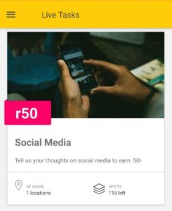 Streetbees App - Get 50 Rs Paypal on Sign up + 50 Rs Per Referral (Proof)