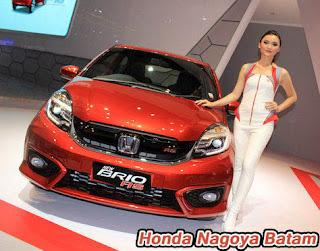 Perbedaan Honda Brio RS Dan Honda Brio Standar