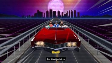 Cali 2 Karachi Lyrics - Talha Anjum, Talhah Yunus, J Hind