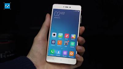 Xiaomi mi4s chinh hang