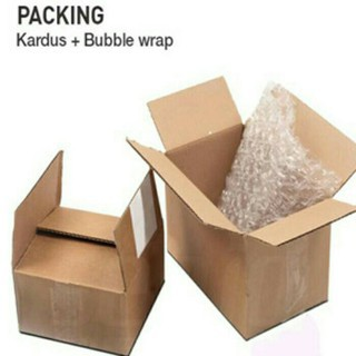 X-Logers.net Extra Bubble Warp Warping Paket Pesanan Untuk Packing