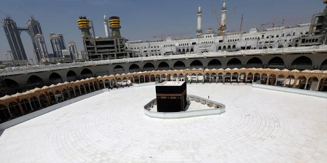 Indonesia Cancels Hajj Due to COVID-19