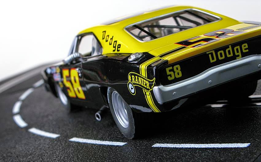 how to change a carrera slot car motor