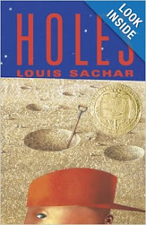 Holes by Louis Sachar l LadyD Books