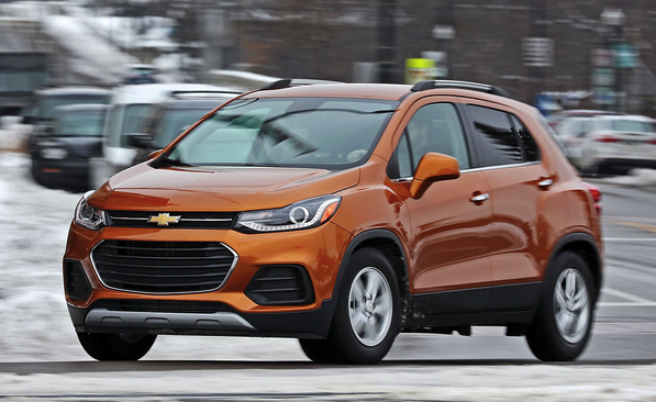 2020 Chevrolet Trax FWD Review Cars Auto Express New