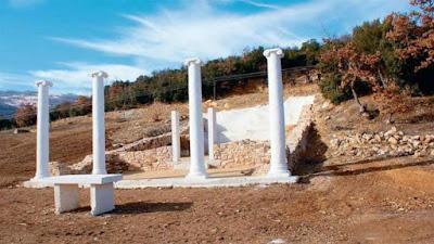 Το ιερό της Μητέρας των Θεών στο Βέρμιο θα ανοίξει για πρώτη φορά στο κοινό
