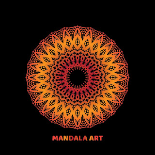 Mandala Art Cantik