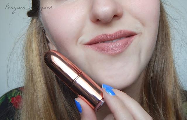 mur rose gold lipstick chaffeur mit stift