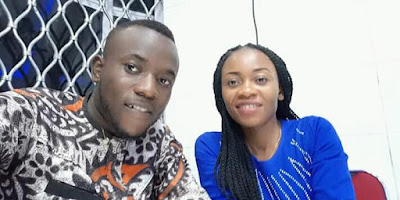 """I Officially Said """"Yes"""" Nigerian Gospel singer 'ChiSmile' confirms Engagement"""