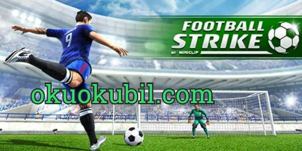 Football Strike 1.22.2 Multiplayer Soccer Hileli Mod APK İndir 2020