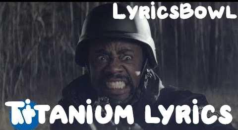 Titanium Lyrics - David Guetta | LyricsBowl