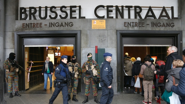 Brussels Attackers Identified: 2 Brothers Suicide Bombers, 3rd Suspect Is Sought