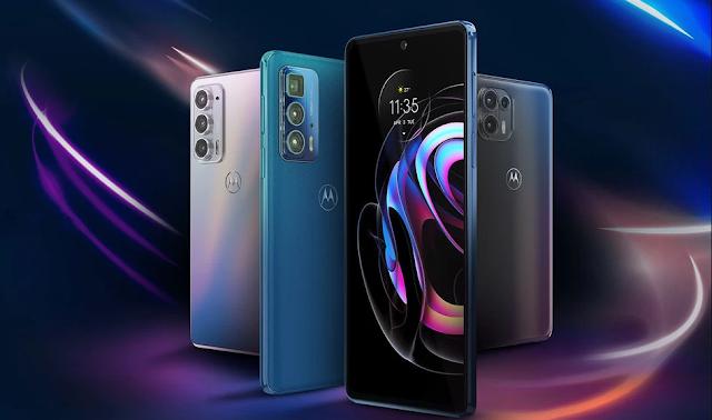 أعلنت موتورولا عن ثلاثة هواتف جديدة Edge 20 Pro و Edge 20 و Edge 20 Lite