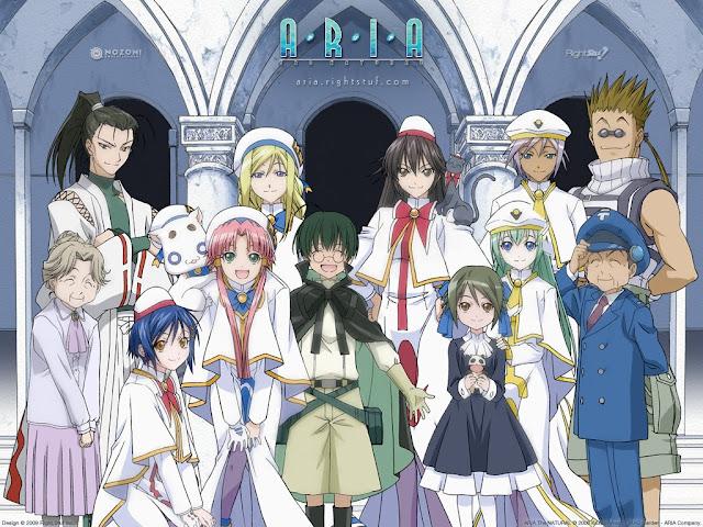 Rekomendasi Anime Bertemakan Pekerjaan/Kehidupan Kerja