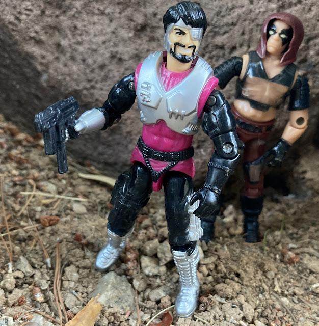 1994 Battle Corps Metal Head, 1984 Zartan